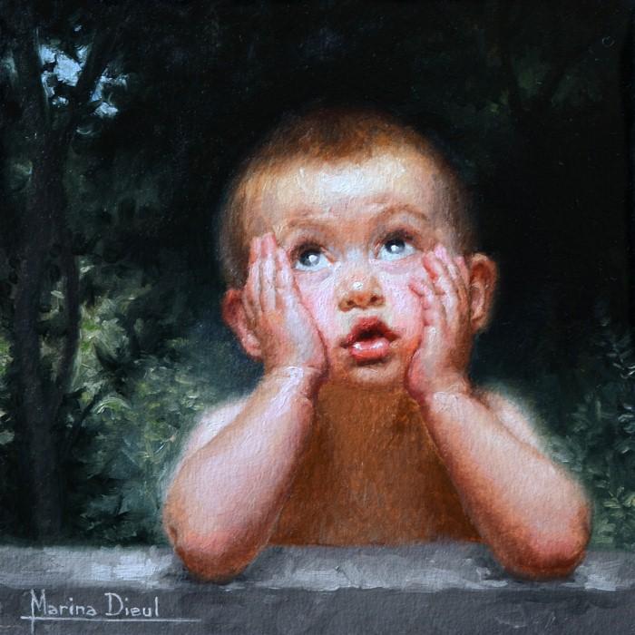 Современные французские художники. Marina Dieul 7