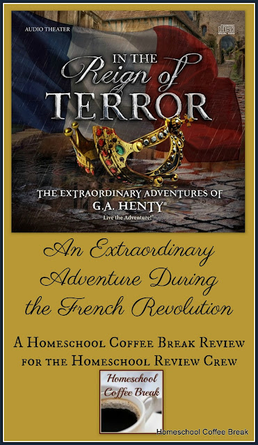 An Extraordinary Adventure During the French Revolution (Review) on Homeschool Coffee Break @ kympossibleblog.blogspot.com