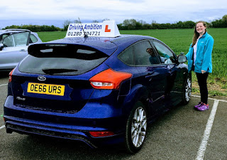 Buckinghamshire under 17 off road driving lessons