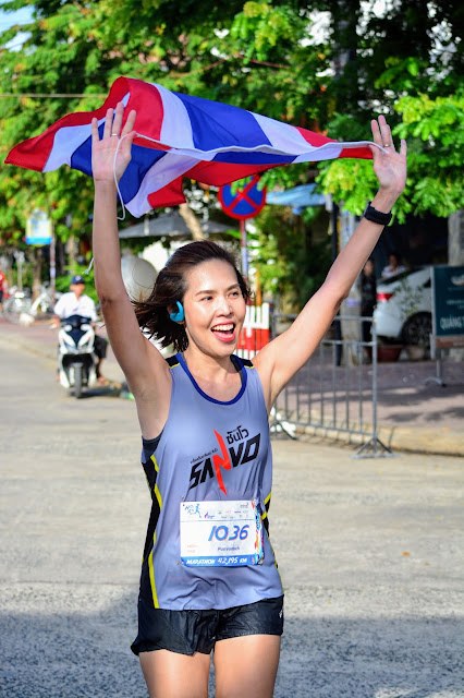 Sự kiện Marathon quốc tế Hội An lần đầu tiên được tổ chức