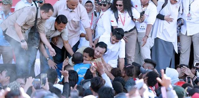 Jubir BPN: Tudingan Pasukan Nasi Bungkus Bukti Kubu Jokowi Panik