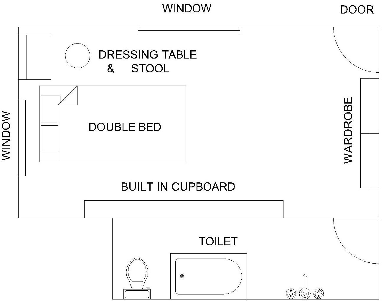 Types of Bedroom Styles