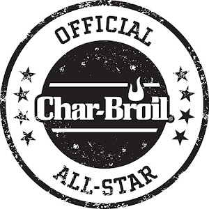 2012 and 2014 WINNER OF THE CHAR-BROIL ALL-STARS COOK OFF