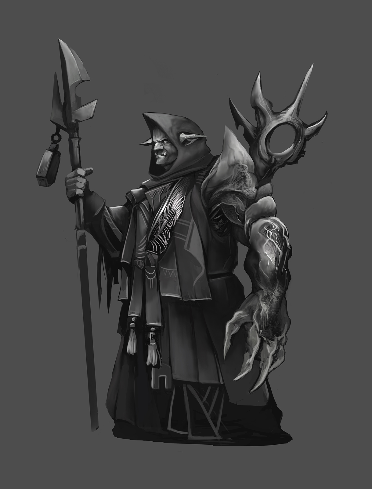 "[Horante] "" Mecha-shaman reloaded "" - Page 2 NicolasCamiade_Assignment04_FInishedGobelin01"