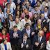 #Cataluña: Los alcaldes dan muestras de unidad en un acto a favor del referéndum en Barcelona