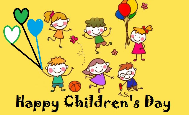 Happy Children Day Special Images Greetings And Pictures For Whatsapp