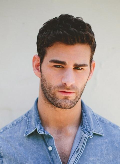 Beautiful Hairy Men Chris Salvatore-8282