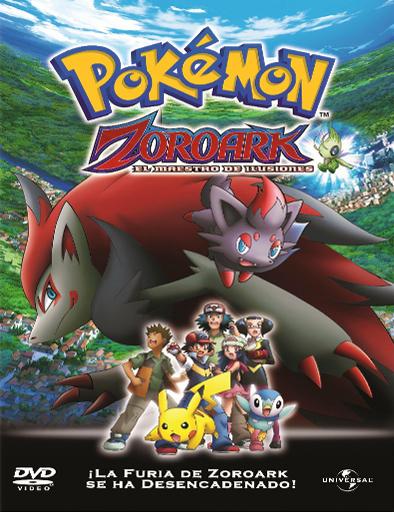 Ver Pokémon 13: El fantasma gobernante Zoroark (2010) Online