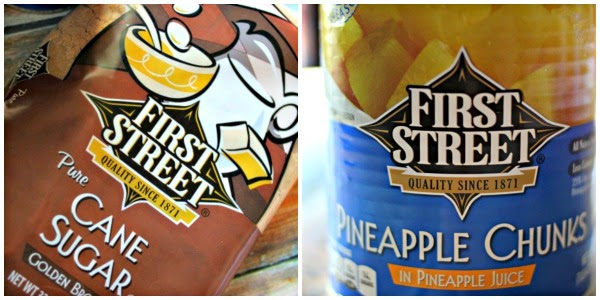 Recipe: Slow cooker brown sugar pineapple ham #choosesmart #ad