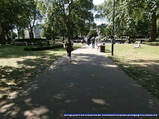 Plaza de Russell Square