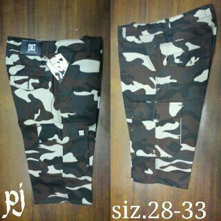 Celana army cargo pendek dc, celana pendek army, celana cargo, celana terbaru 2015