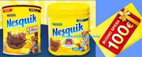 Logo Nesquik: vinci buoni spesa da 100€ Auchan, Simply, IperSimply e Punto Simply