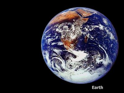 Seberapa Besar Bumi