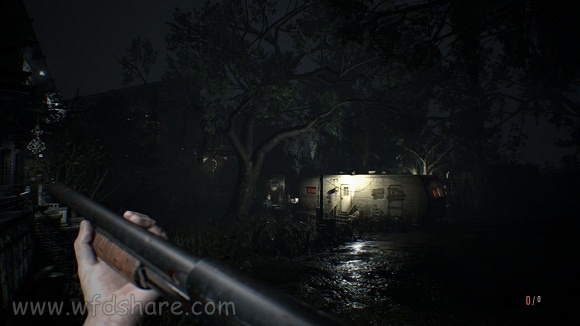 gratis download game Resident Evil 7 work