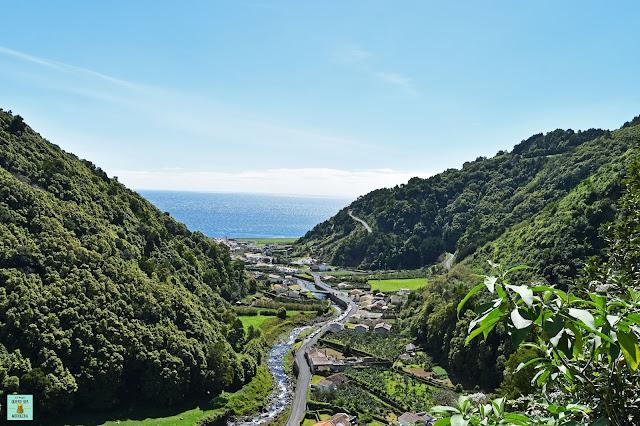 Faial da Terra, Sao Miguel (Azores)