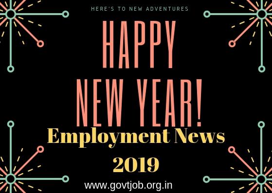 Employment Job 2019, Sarkari Naukari 2019, Job Recruitment