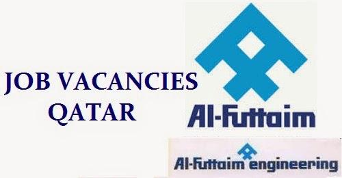 Al Futaim Engineering Company Job Vacancies Qatar