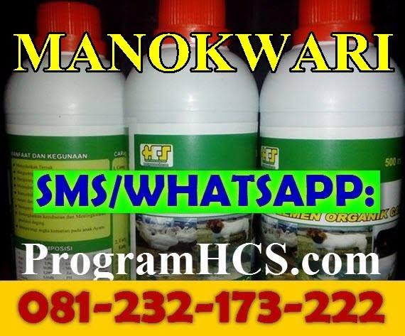 Jual SOC HCS Manokwari