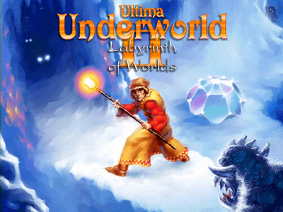 Ultima Underworld Mac