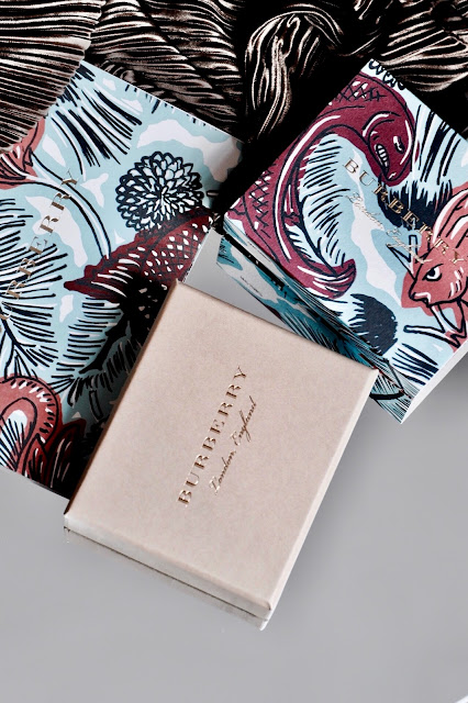 Burberry Beasts Beauty Box