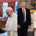 Obama and Pope Francis vs Trump and Pope Francis...lol
