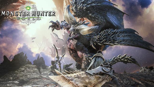 《魔物獵人 世界》主線任務完成的簡單遊戲心得與系統