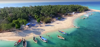 Visitindonesia; Gili Labak, A Hidden Too Fantastic Paradise At Sumenep