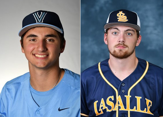 Philadelphia Baseball Review College D-I Player of the Week