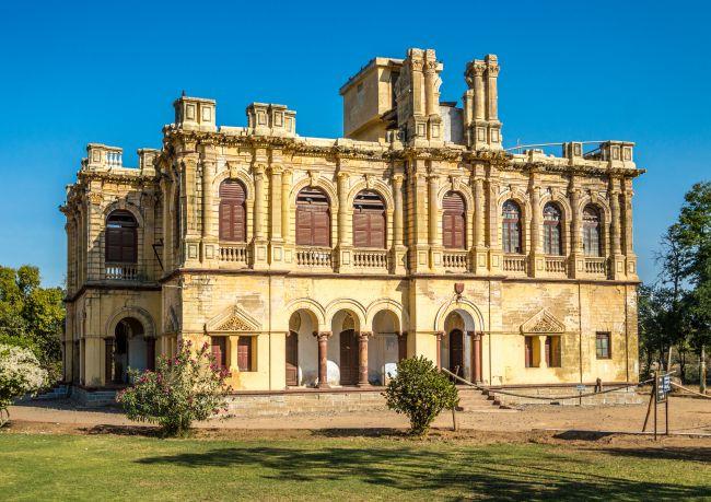 Sharad Baug Palace - Bhuj