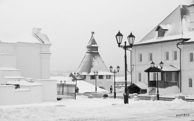 Преображенская башня.