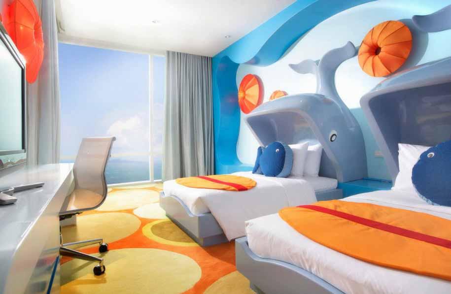 Desain Keren Kamar Tidur Anak Yang Menakjubkan