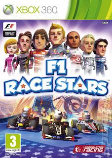 F1 Race Stars (X-BOX360) 2012