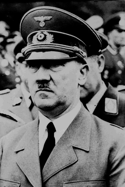 Adolf Hitler, 5 August 1941 worldwartwo.filminspector.com