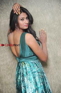 Actress Vinaya Pos at Haalu Thuppa Movie Press meet  0009.jpg