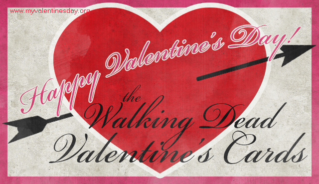 Walking Dead Valentines Day Meme