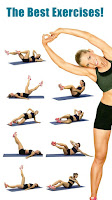 healthy exercise