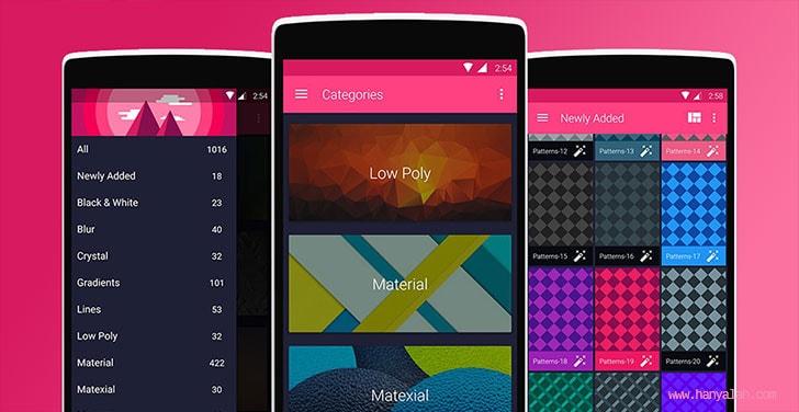 10 Aplikasi Wallpaper Android Gratis: Gratis 6 Aplikasi Wallpaper Terbaik Untuk Android