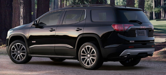 2018 GMC Acadia Release Date