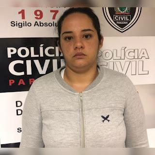 Mulher é presa acusada de furtar R$ 600 mil em joias em shopping da Paraíba