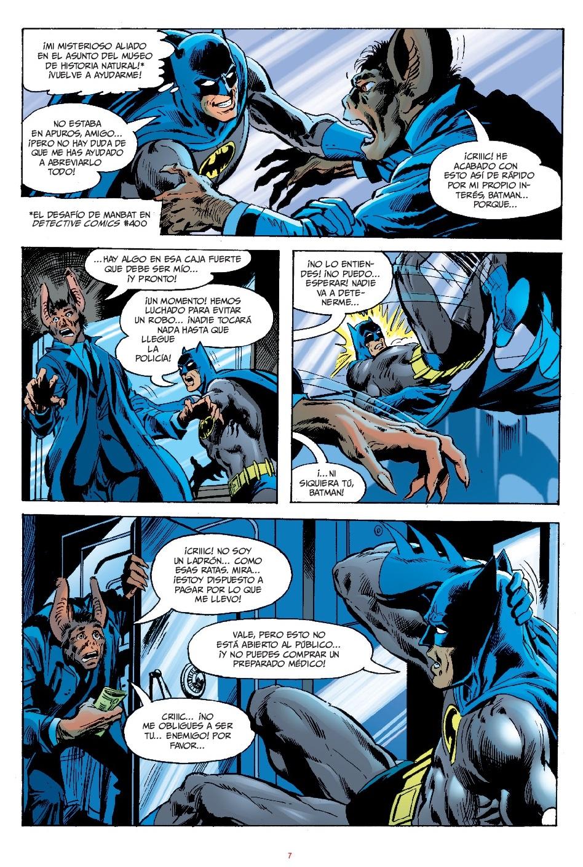"Crítica de ""Grandes Autores de Batman: Neal Adams - ¿Hombre o ..."