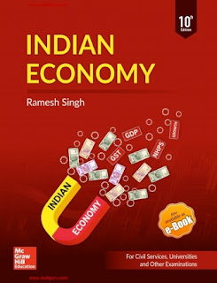 Indian Economy by Ramesh Singh PDF Book Free Download