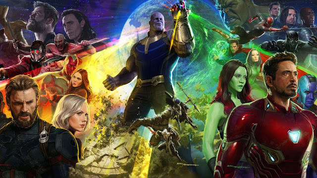marvel avengers superhero movies