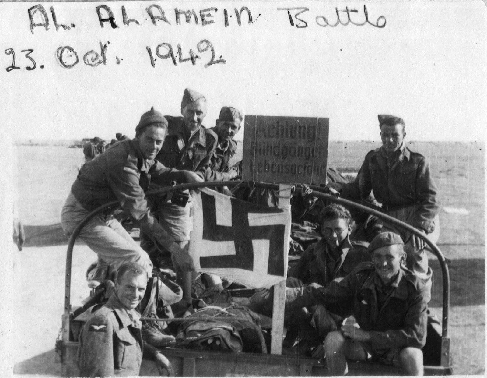 asxvids: El Alamein - Línea de Fuego