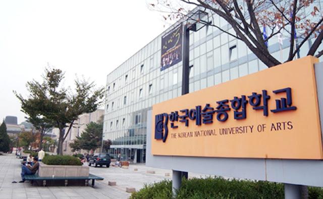 Beasiswa AMA (Art Major Asian) Korea 2019 SMA Sederajat/Mahasiswa