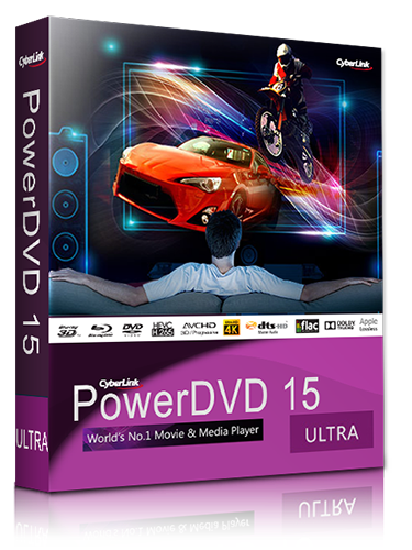 Download CyberLink PowerDVD Ultra v15.0.1510.58 Full Version