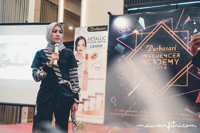 Anunk Aqeela, Purbasari Influencer Academy