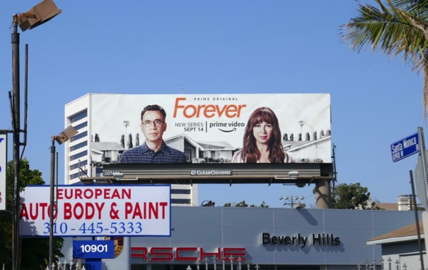 Forever season 1 billboard