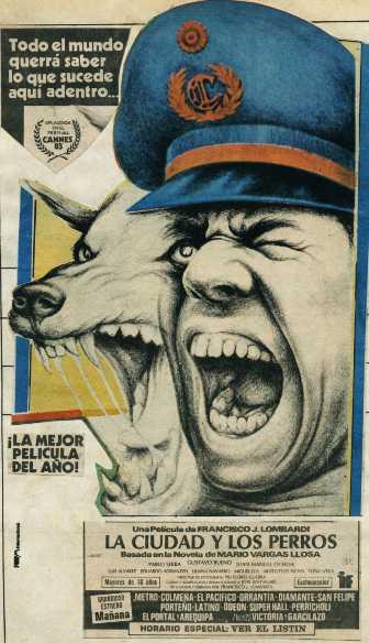 Tecnofertas: La Ciudad y los Perros (1985)