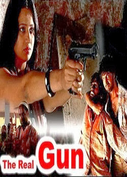The Real Gun 2014 Hindi Dubbed DvdRip 700mb