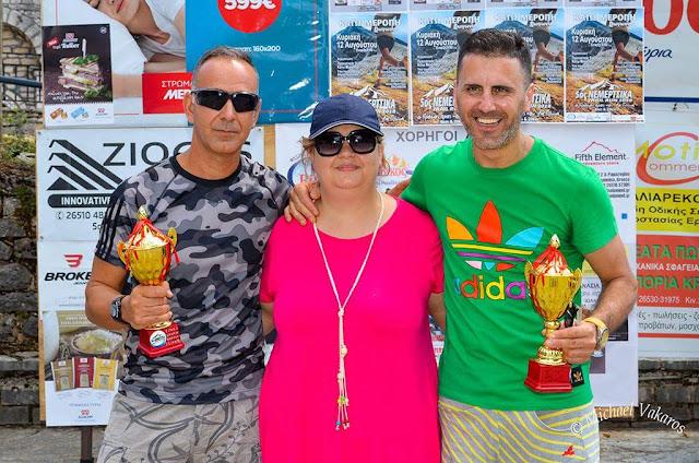 Γιάννενα: Με Απόλυτη Επιτυχία Oι Ορεινοί Αγώνες Του 5ου Νεμέρτσικα Trail Run! στο Πωγώνι